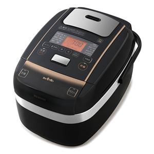KRC-PC50-B アイリスオーヤマ 圧力IHジャー炊飯器(5.5合炊き) IRIS OHYAMA 米屋の旨み銘柄量り炊き [KRCPC50B]