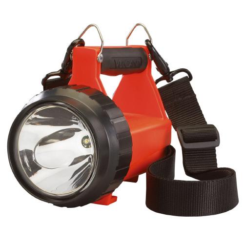 44455 ストリームライト LED懐中電灯 145ルーメン ファイヤーバルカンLED FM AC100V充電器セット [44455ストリムライト]