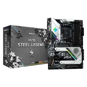 X570 STEEL LEGEND ASRock ATX対応マザーボードX570 STEEL LEGEND
