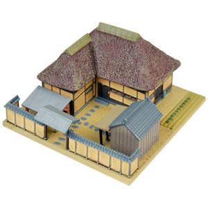 超特価 鉄道模型 トミーテック 買物 N 農家A4 建コレ001-4