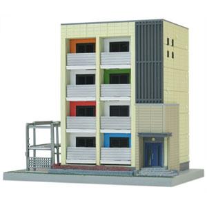 品質検査済 鉄道模型 トミーテック OUTLET SALE N デザイナーズ アパート2 建コレ160-2