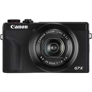 PSG7X MARKIII(BK) キヤノン デジタルカメラ「PowerShot G7 X Mark III」(ブラック)