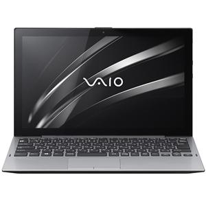 VJA12190121B VAIO VAIO A12 - 12.5インチ 2in1 モバイルノート [Core i5 / メモリ 8GB / SSD 256GB / Microsoft Office 2019]