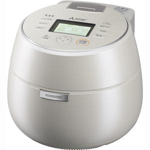 NJ-AWA10-W 三菱 IHジャー炊飯器(5.5合炊き) 白真珠 MITSUBISHI 本炭釜 KAMADO [NJAWA10W]