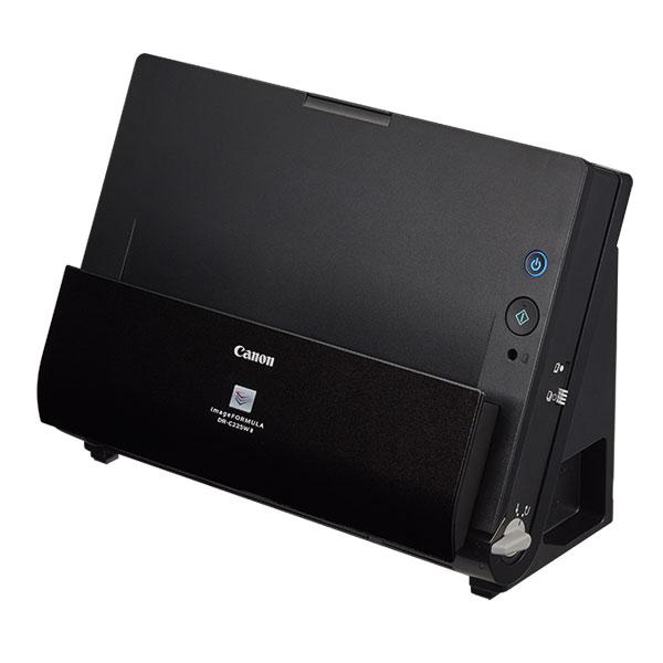 DR-C225WII キヤノン ラウンドスキャナー Canon ドキュメントスキャナー imageFORMULA Wi-Fi対応