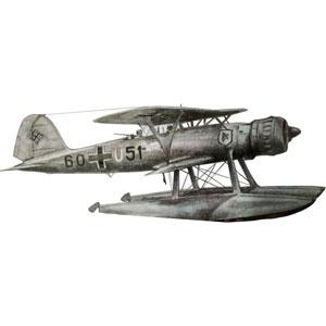 1/72 ハインケルHe114A水上偵察機・ドイツ海軍【072B008】 バットプロジェクト