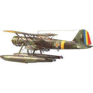 1/72 ハインケルHe114B水上偵察機・輸出型【072B009】 バットプロジェクト