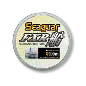 シーガー FXRフネ 100m 18ゴウ FXR船 格安店 18号 Seaguar ハリス 船用 クレハ 在庫一掃 フロロカーボン