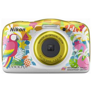 W150RS ニコン デジタルカメラ「COOLPIX W150」(リゾート)