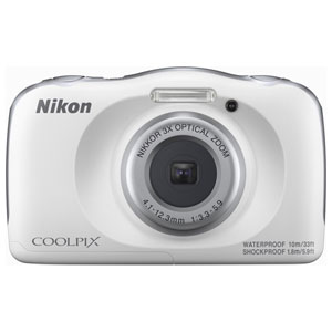 W150WH ニコン デジタルカメラ「COOLPIX W150」(ホワイト)