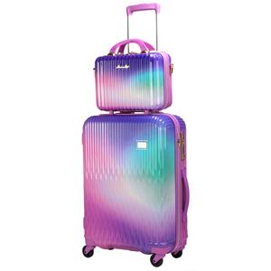 LUN2116-55 AUR シフレ 【メーカー直送のみ】スーツケース 43L(オーロラ) LUNALUX(ルナルクス)
