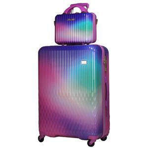 LUN2116-67 AUR シフレ 【メーカー直送のみ】スーツケース 90L(オーロラ) LUNALUX(ルナルクス)