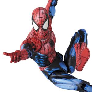 MAFEX SPIDER-MAN(COMIC PAINT) メディコム・トイ 【MARVELCorner】
