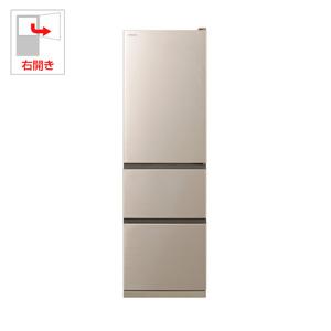 R-V32KV-N HITACHI 日立 315L R-V32KV-N 3ドア冷蔵庫(シャンパン) 315L【右開き】 HITACHI, 福間町:da95b8be --- officewill.xsrv.jp