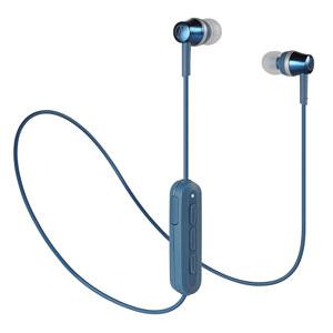ATH-CKR300BT-BL オーディオテクニカ Bluetooth対応ワイヤレスイヤホン(ブルー) audio-technica