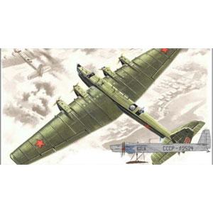 1/144 ツポレフ TB-3 重爆撃機/G-2 輸送機 【MAR144001】 マーズモデル