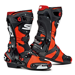 SIDI REX-RD/F/BK-39 SIDI レーシングブーツ(RED/FLUO/BLACK 39[24.5~25.0cm]) REX