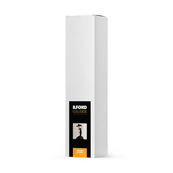 422159 イルフォード インクジェット用紙 ファインアートスムース 厚手 スムースマット面質 1270mm×15mロール 3インチ ILFORD GALERIE ART SMOOTH 200 ギャラリー ファインアート マット