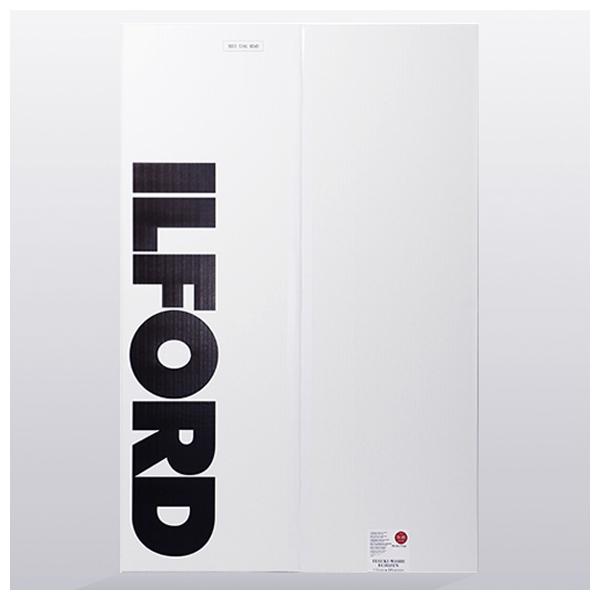 433341 イルフォード インクジェット用紙 手漉き和紙 越前 ウォームトーンスムース(110gsm)厚手 スムースマット面質 Deckle Edge A1+ D 5枚 ILFORD GALERIE Tesuki-Washi EchiZen Warmtone Smooth ギャラリー ファインアート和紙