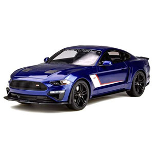 1/18 ROUSH Stage 3 Mustang (Blue) US Exclusive【GTS020US】 GTスピリット