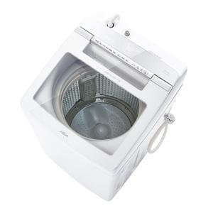 (標準設置料込)AQW-GV100H-W アクア 10.0kg 全自動洗濯機 ホワイト AQUA [AQWGV100HW]