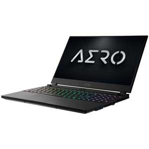 AERO15 SA-7JP5020SH GIGABYTE(ギガバイト) AERO 15 OLED SA(Core i7/GTX 1660Ti)- 15.6インチ ゲーミングノートPC [Core i7 / メモリ 8GB / SSD 256GB / GeForce GTX 1660Ti]