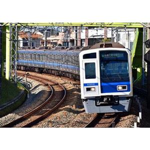 [鉄道模型]グリーンマックス (Nゲージ) 30890 西武6000系(6106編成・副都心線対応車・機器更新車)増結用中間車6両セット(動力無し)
