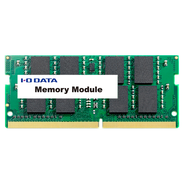 SDZ2133-8GR I/Oデータ DDR4-2133(PC4-2133) 260pin DDR4 DIMM 8GB