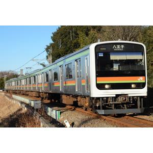 [鉄道模型]トミックス (Nゲージ) 98354 JR 209 3000系通勤電車(川越・八高線)セット 4両