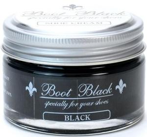 人気ブランド多数対象 74429 コロンブス ブートブラックシルバーライン シュークリーム 55g 超歓迎された ブラック ツヤ革靴専用クリーム COLUMBUS