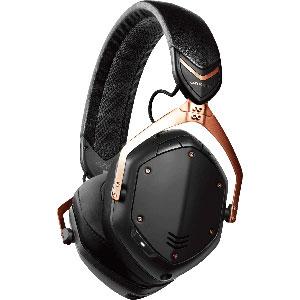 XFBT2A-RGOLDB ブイモーダ Bluetooth対応ワイヤレスヘッドホン(ローズゴールドブラック) V-MODA Crossfade2 Wireless Codex Edition