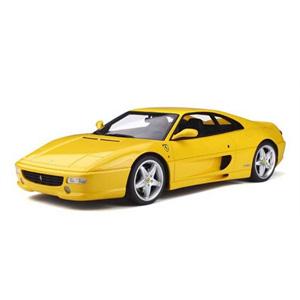 1/12 Ferrari F355 Berlinetta (Yellow) Asia Exclusive【GTS032KJ】 GTスピリット
