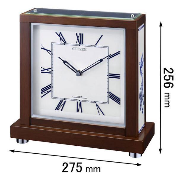 4RY713-006 シチズン 電波置き時計 [4RY713006]【返品種別A】