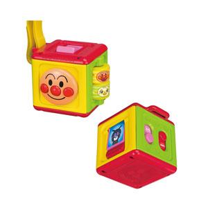 アンパンマン 全国どこでも送料無料 迅速な対応で商品をお届け致します おでかけスイッチミニ それいけ アガツマ