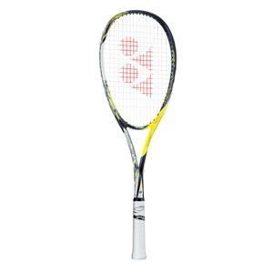 YO-FLR5S711-UL0 ヨネックス ソフトテニスラケット エフレーザー5S(レーザーイエロー・サイズ:UL0・ガット未張上げ) YONEX F-LASER 5S