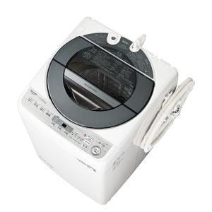 (標準設置料込)ES-GW11D-S シャープ 11.0kg 全自動洗濯機 シルバー系 SHARP [ESGW11DS]