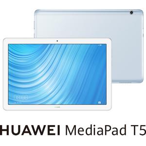 AGS2-W09(WIFI/32/BL) HUAWEI(ファーウェイ) MediaPad T5(Wi-Fi)- ミストブルー [10.1インチ / RAM 3GB / ROM 32GB / 5100mAh大容量バッテリー]