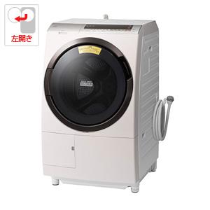 (標準設置料込)BD-SX110EL-N 日立 11.0kg ドラム式洗濯乾燥機【左開き】ロゼシャンパン HITACHI ビッグドラム [BDSX110ELN]