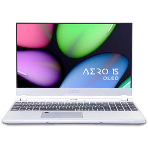 【200円OFF?当店限定クーポン 3/11 1:59迄】AERO15S SA-7JP5130SP GIGABYTE(ギガバイト) AERO 15S OLED SA(Core i7/GTX 1660Ti)- 15.6インチ ゲーミングノートPC(シルバー) [Core i7 / メモリ 16GB / SSD 512GB / GeForce GTX 1660Ti]