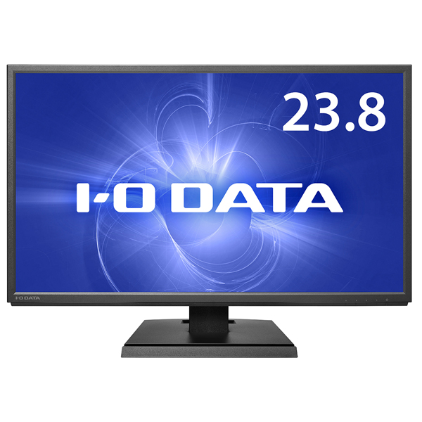 LCD-CF241EDB I/Oデータ 23.8型ワイド 液晶ディスプレイ(ブラック)