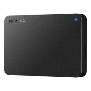HD-TPA4U3-B 東芝 USB3.0接続 ポータブルハードディスク 4.0TB TOSHIBA CANVIO(HD-TPAシリーズ)