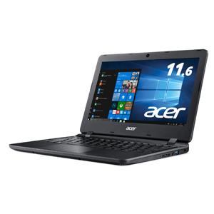 A111-31-A14P Acer(エイサー) 11.6型ノートパソコン Aspire 1 オブシディアンブラック