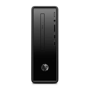 6DW23AA-AABZ HP(エイチピー) 省スペース型デスクトップパソコン HP Slim Desktop 290-p0108jp ダークブラック (i3/8GB/1TB/H&B 2019)