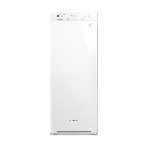 MCK40W-W ダイキン 空気清浄機【加湿機能付】(空清19畳まで/加湿11畳まで ホワイト) DAIKIN 加湿ストリーマ空気清浄機 [MCK40WW]