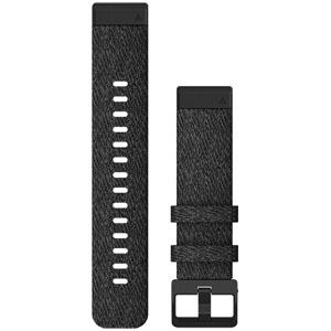 010-12875-01 ガーミン ベルト交換キット fenix 6S用(Black Nylon w/Black) GARMIN QuickFit F6 20mm [0101287501]【返品種別B】