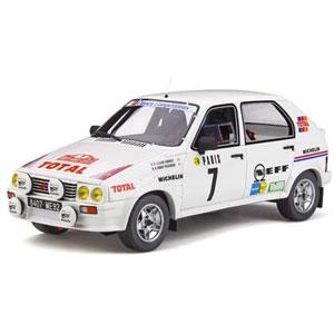 1/18 シトロエン ヴィザ 1000 ピステ Gr.B モンテカルロ 1985(ホワイト)【OTM306】 OttOmobile