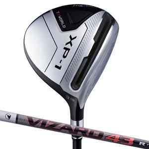 TW-XP1-FW#3-SR 本間ゴルフ ツアーワールド XP-1 フェアウェイウッド VIZARD 43シャフト #3 フレックス:SR