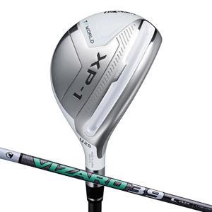 TW-XP1-UT#5-L【税込】 本間ゴルフ ツアーワールド XP-1 レディースユーティリティ VIZARD 39シャフト #25 フレックス:L