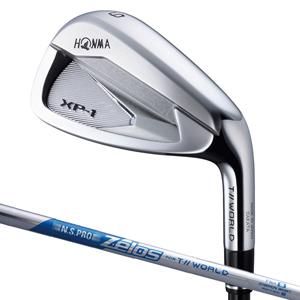 TW-XP1-SW-ZRS-S 本間ゴルフ ツアーワールド XP-1 アイアン N.S.PRO Zelos FOR T//WORLDシャフト SW フレックス:S