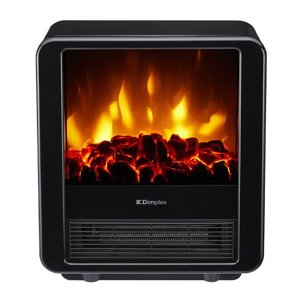MNC12BJ ディンプレックス 暖炉型ヒーター(ブラック) 【暖房器具】Dimplex Mini Cube(ミニキューブ) [MNC12BJ]